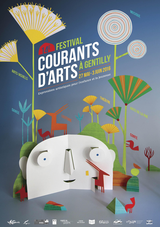 14ème festival Courants d'arts