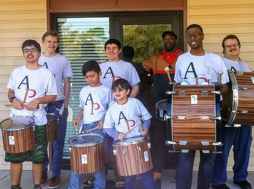 API Drumline