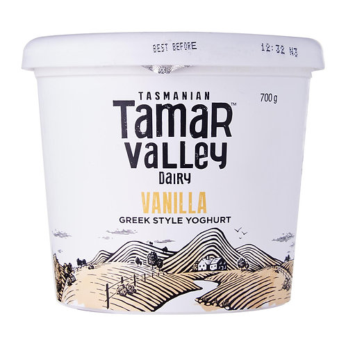 Tamar Valley Greek Style Vanilla Yoghurt