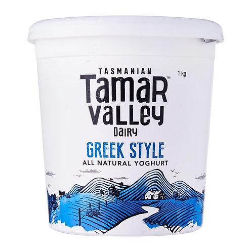 Tamar Valley Greek Style Natural Yoghurt