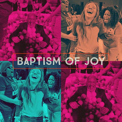 Simply put, Baptism is the symbol of the