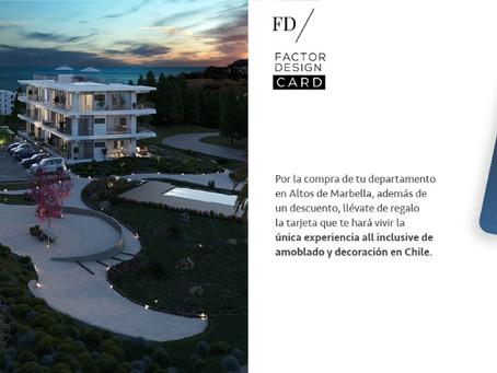 Factor Design y Altos de Marbella relanzan acuerdo de FDC
