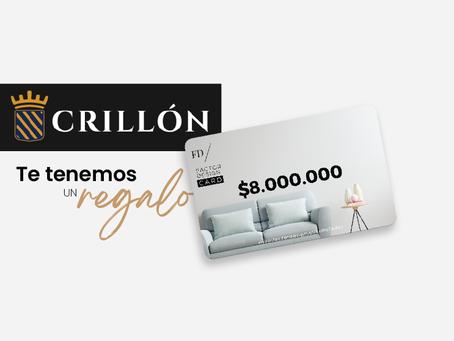 Crillón marca la diferencia con la Factor Design Card
