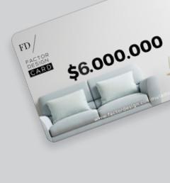 Factor Design Card: El beneficio que marca la diferencia a la hora de decidir
