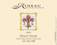 Beautiful Pinot from Rideau Vineyards