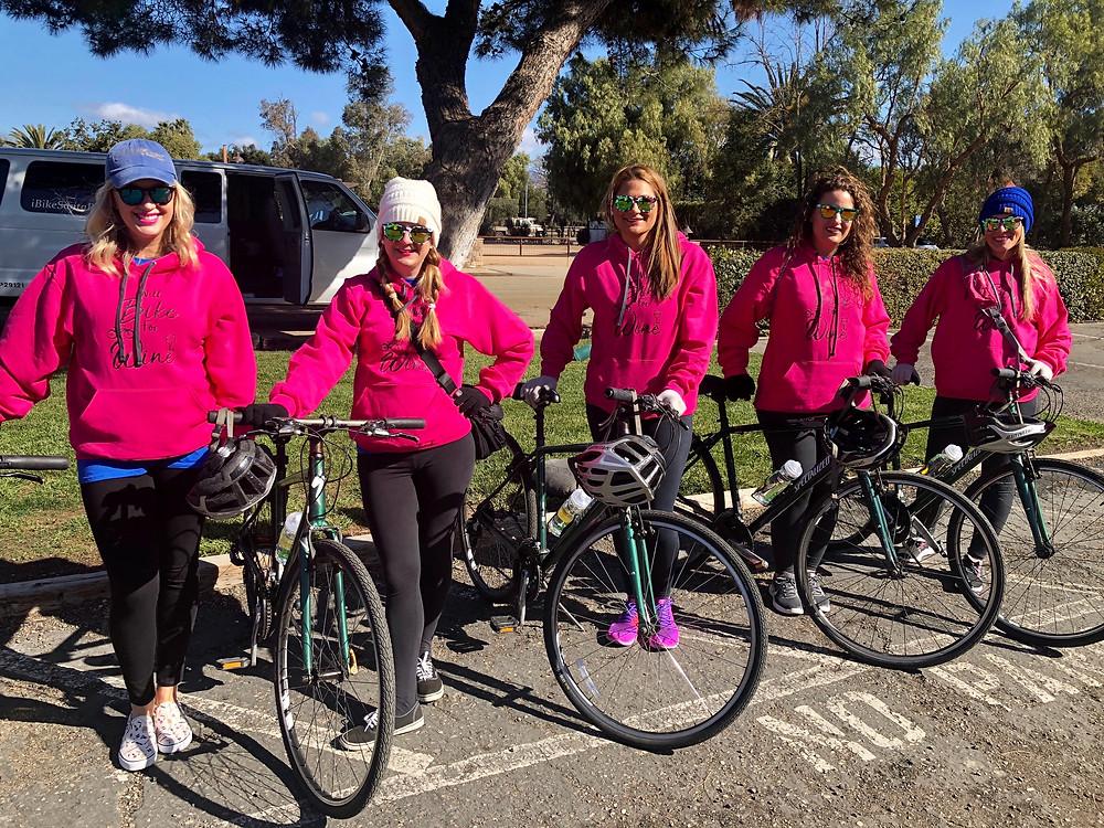 girls trip Santa Barbara