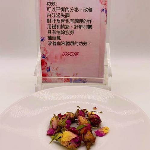 法國玫瑰花茶 (50g)