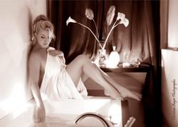 Modèle : Annie Falardeau