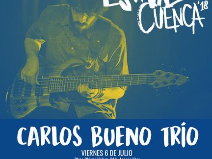 Estival Plaza ofrece hasta cuatro conciertos en pleno Casco Antiguo