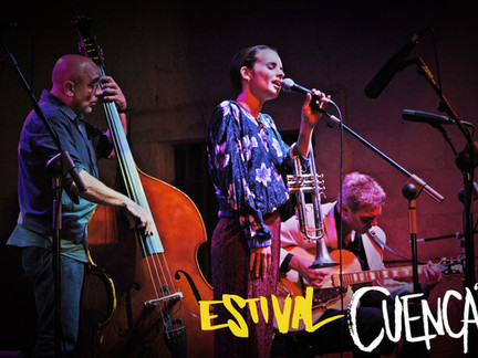 Andrea Motis honra a sus raíces conquenses a base del mejor jazz