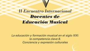 EL 30 DE SEPTIEMBRE SE CIERRA EL LLAMAMIENTO A COMUNICACIONES II ENCUENTRO INTERNACIONAL DE DOCENTES