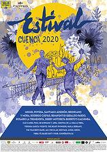CARTEL 28 5 2020 APLAZADO ESTIVAL CUENCA