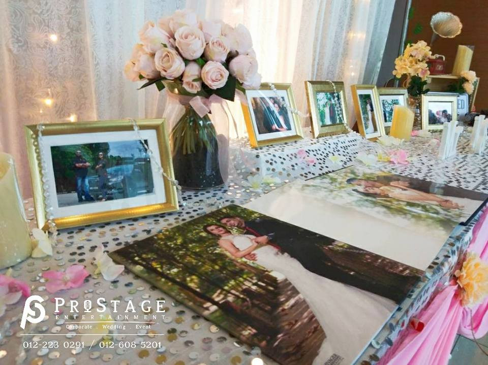 Photo Album Table~
