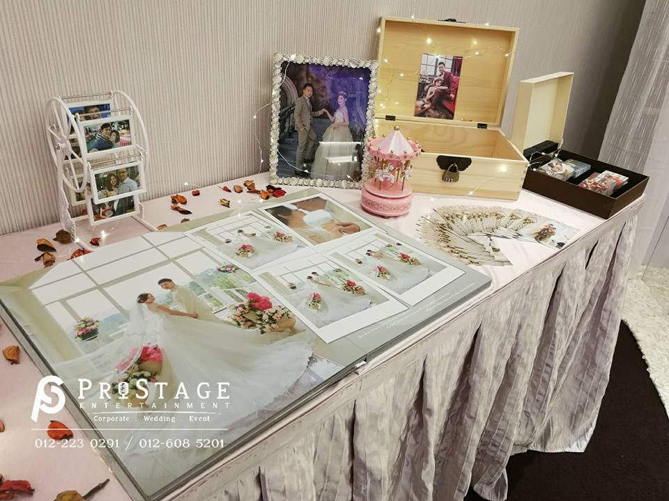 Photo Album Table cont.~