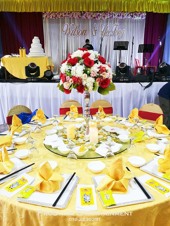 VIP Table!