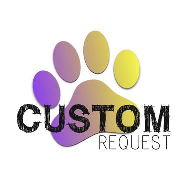 Request a custom Pet Fur transfer!