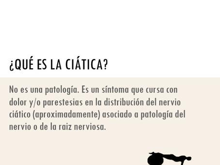 CIÁTICA