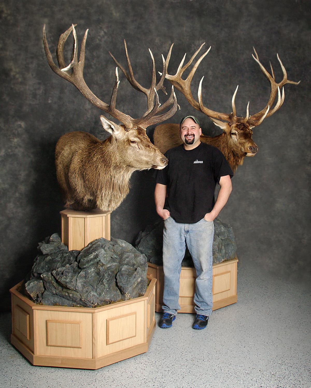 1 Elk | Justin Pohl, Owner