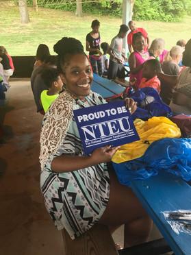 Proud to be NTEU!