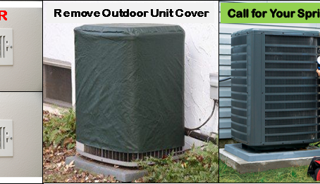 Get Your HVAC Air Conditioning System Ready for Summer