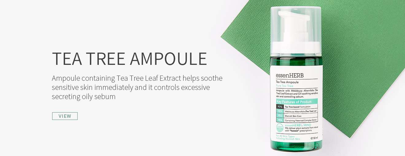 Tea Tree Ampoule
