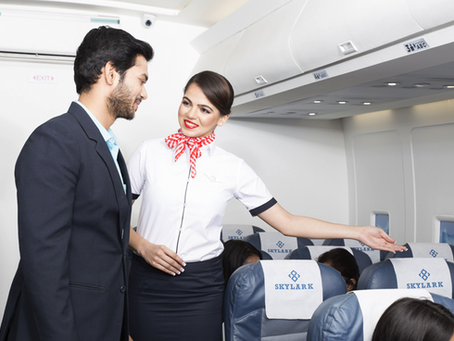How to become an Air Hostess ?