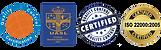 MSME and ISO Logo