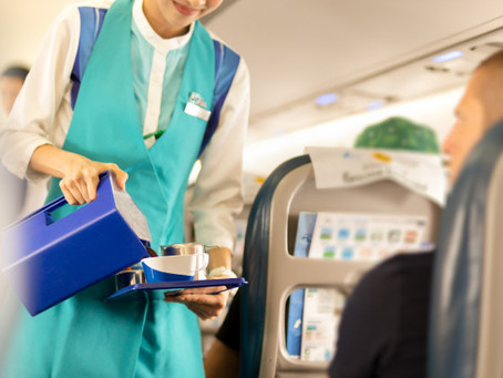 Choosing Air Hostess As A Career Option