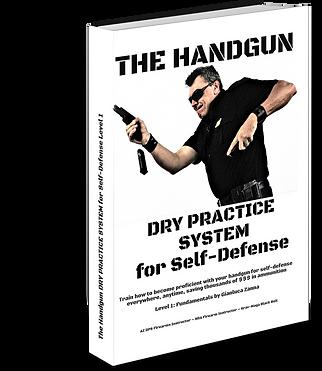 Handgun training dry practice system