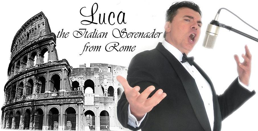 Live Italian Serenades
