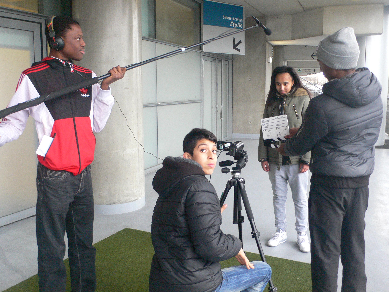 Scenarlab-ateliers réalisation films