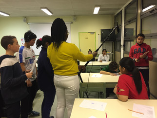 "ATELIERS ""COLLEGE AU CINEMA"" 2019"