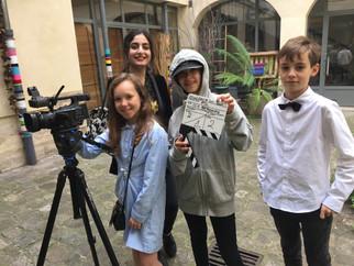"""ATELIER """"PETIT REPORTER"""" VACANCES PÂQUES 2019 (8-11 ans et 12-15 ans)"""