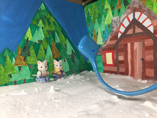 Atelier cinéma d'animation à la Ferme du Buisson