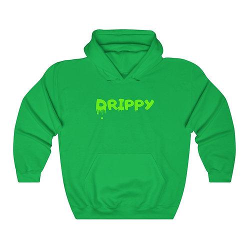 Unisex Heavy Blend™ Hooded Sweatshirt Drippy letters