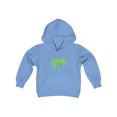 Youth Heavy Blend Hooded Sweatshirt Classic Drip