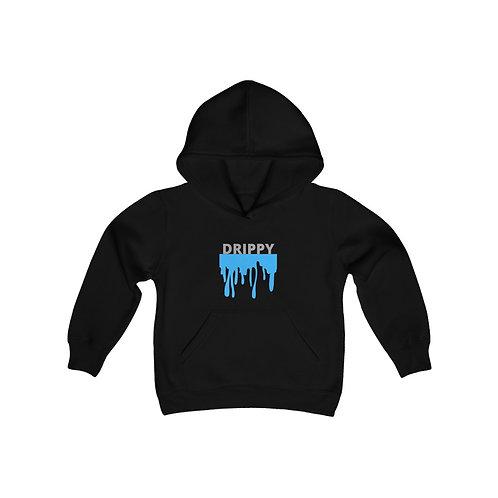 Youth Heavy Blend Hooded Sweatshirt Classic Drip