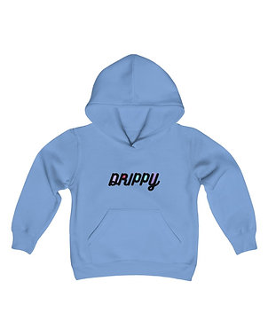 Youth Heavy Blend Hooded Sweatshirt Color Spaces