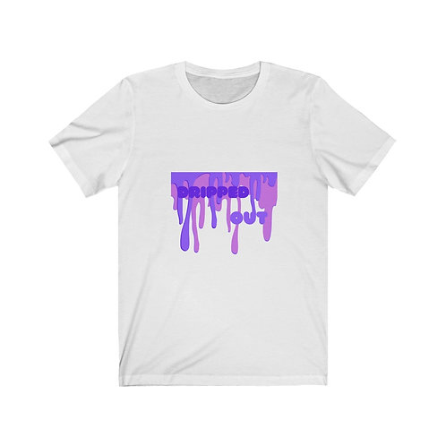 Adult Unisex Jersey Short Sleeve Tee Dripped out