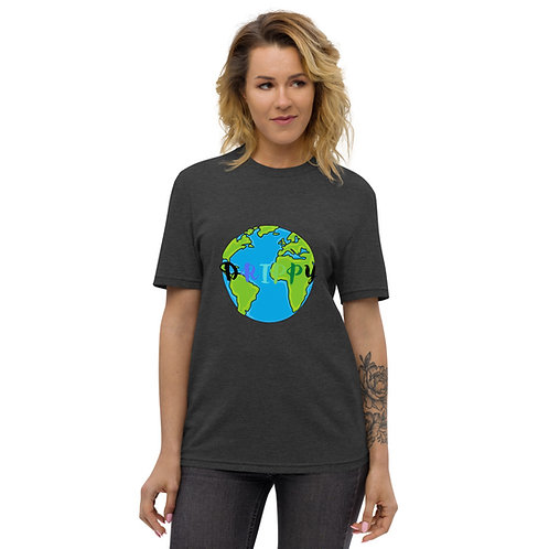 Earth Drip Unisex recycled t-shirt LIMITED EDITION
