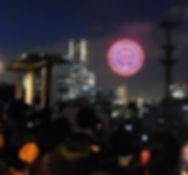 ポートサイド公園 花火大会