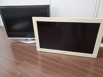 パナソニック&ソニー32型