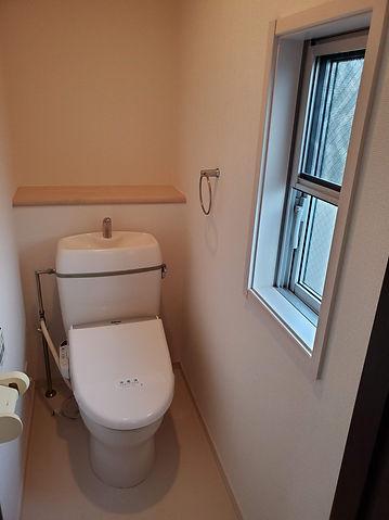 シェアハウス 綺麗なトイレ