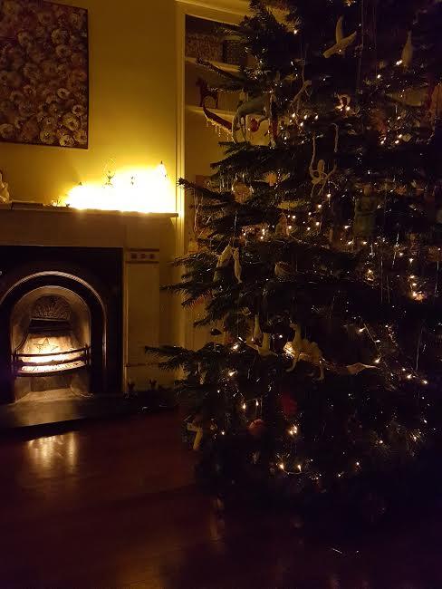 Christmas Tree Hundred Years Ago