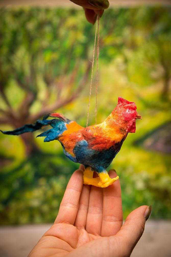 Birds as Symbols
