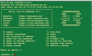 Installing Sensei Next Generation extension on OPNsense