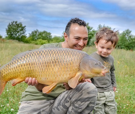 'My son's first session' Bait-Tech's John Bassili tells us what he got up to last mo
