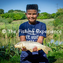 Coaching session a The Fishing Experience