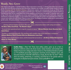 Back Cover of Growing