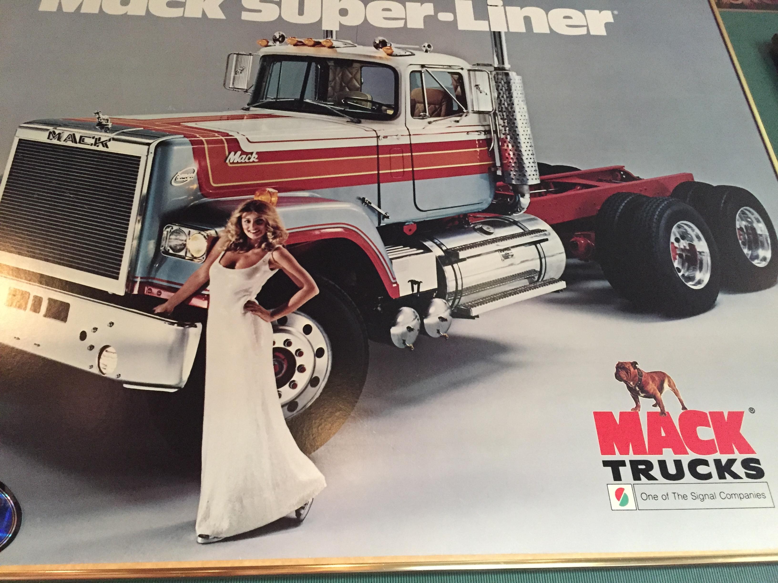 MAck Truck Ad